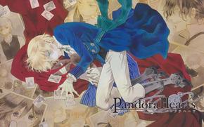 сердца пандоры, настроения, аниме, воспоминания