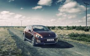 Car Wallpaper, Peugeot