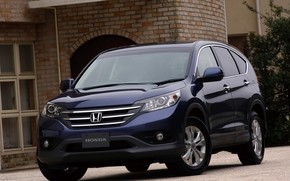 Honda, CR-V, Japan, machine, SUV, home, wallpaper, honda