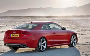 mquina, natureza, Audi