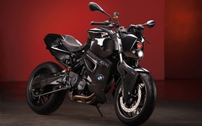 BMW, Bike, Moto