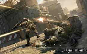 warface, battle, Soldiers