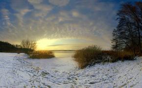 paesaggi, natura, inverno