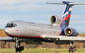 Tupolev, aeroflot