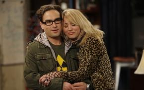 The Big Bang Theory, Leonard, Penny, personaggi, serie