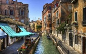 Venezia, Italia, canale