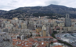 Monaco, Monte Carlo, citt, casa
