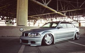 BMW, 立方メートル, E46, M, 電源,