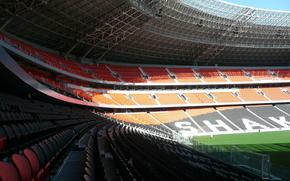 Donetsk, miner, donbass, arena