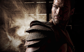 Spartacus, Blood and Sand, Gladiatore, guerriero