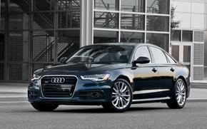 Audi, Sportback, On-Line, machine, wheelbarrow, Avdyuha, wallpaper, Audi