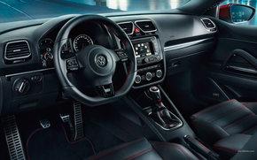 Volkswagen, Golf 3D, Voiture, Machinerie, voitures
