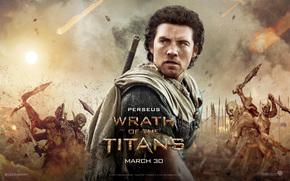 muzhik, film, wrath of the titans, Perseus