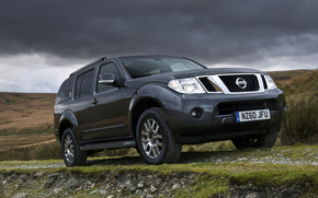 Nissan, Patfinder, SUV, jeep, car, machine, nature, wallpaper, nissan