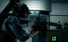 engineer, metro