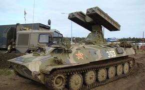 Missile, installation, drill