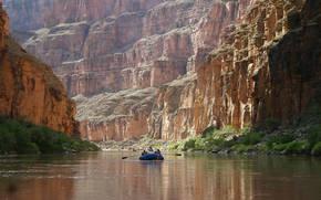 Национальный, парк, США, Гранд, Каньон, штат, Аризона