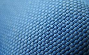 struttura, tessitura, tessuto, blu