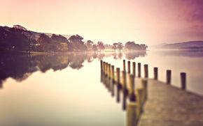 ponte, paesaggi, natura