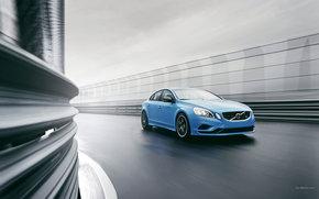 Volvo, S60, Car, machinery, cars