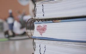 Amor, Libro, emocin