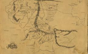 Vllastelin rings, map, JRR Tolkien, Middle-earth