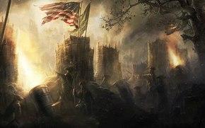 rado javor, empire: total war, flag, battle