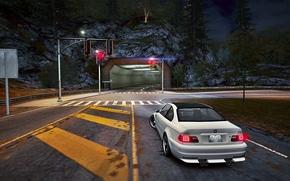 NFS, 世界, BMW, E46, クーペ, 必要, のために, スピード, ベト,