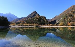 fiume, lago, paesaggi