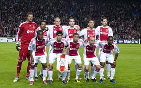 Аякс, Амстердам, Лига Чемпионов УЕФА, команда
