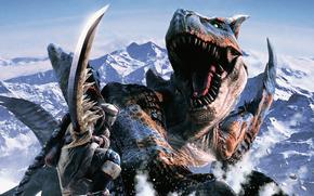 dragon, monster, beast, nightmare