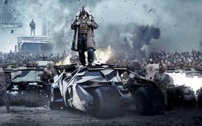 Rovina, Bain, Batman, The Dark Knight Rises, Batman, film, Film, film
