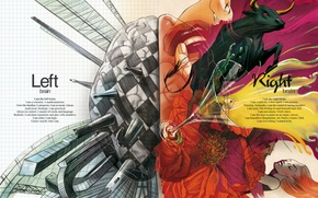 cervello, Emisfero, logica, creazione, creativo