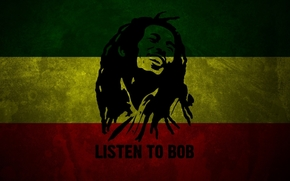musician, dreadlocks, flag, Jamaica, inscription