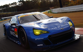 auto, auto, macchinario, macchina, Subaru, RHL, blu, movimento, autostrada, gara, Subaru