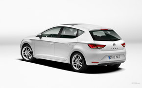 Seat, Leon, Car, machinery, cars
