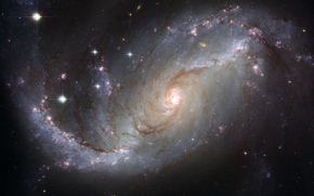 galaxy, constellation, The Golden Fish