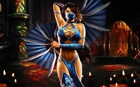 princess, Kitana, Sexy, Mortal Kombat, Mortal Kombat