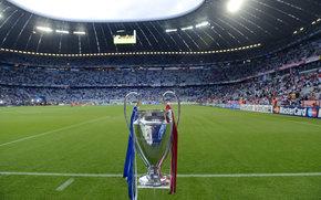 Liga de Campeones, Baviera-CHELSEA, estadio