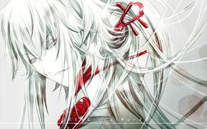 guy, smirk, Hairpins, white, red