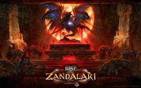 Revival Zandalari, shaman, sacrifice