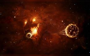 пожератель, планет, дракон