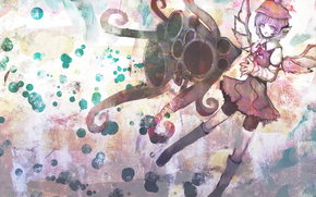 anime, Vocaloid, girl, Pipe, wallpaper