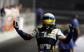 Fernando Alonso, Singapur