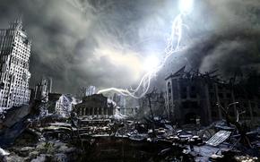 Moscow, Russia, Apocalypse, metro