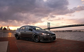 Mitsubishi, evolution, machine, cars, machinery, Car