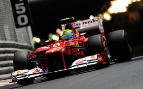 Ferrari, F1, 2012, автомобили, машины, авто