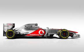 F1, McLaren, Mercedes-Benz, автомобили, машины, авто