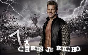 WWE, スター, 岩, クリス·ジェリコ, レスラー