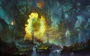 ファンタジー, 世界, 魔法